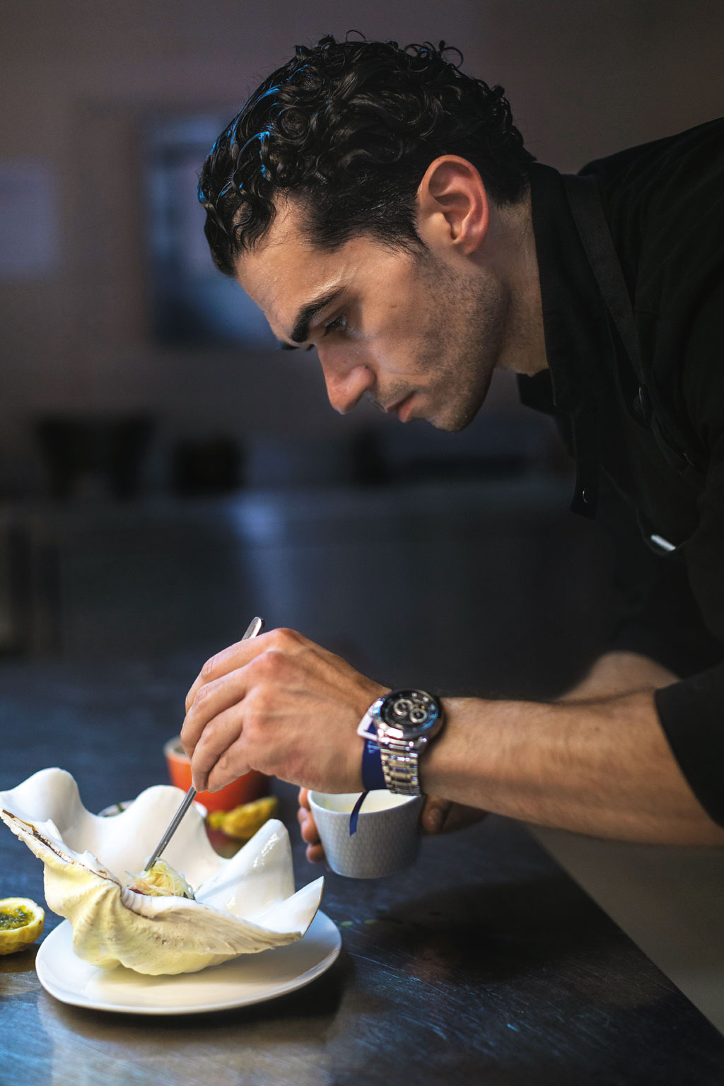 Chef Jozef Youssef