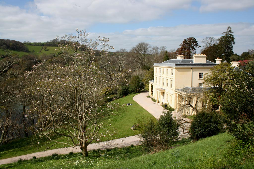 Agatha Christie's holiday home in Greenway